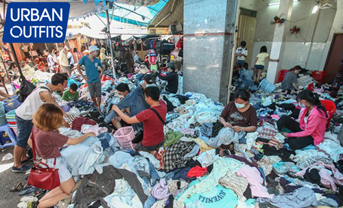 Nhu cầu thời trang và nỗi lòng sinh viên xa nhà về túi tiền