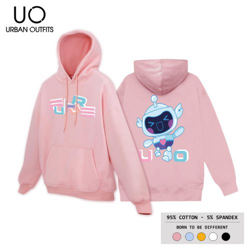 Áo Hoodie Nam Nữ Form Rộng URBAN OUTFITS IN FUTURE UO HOO14